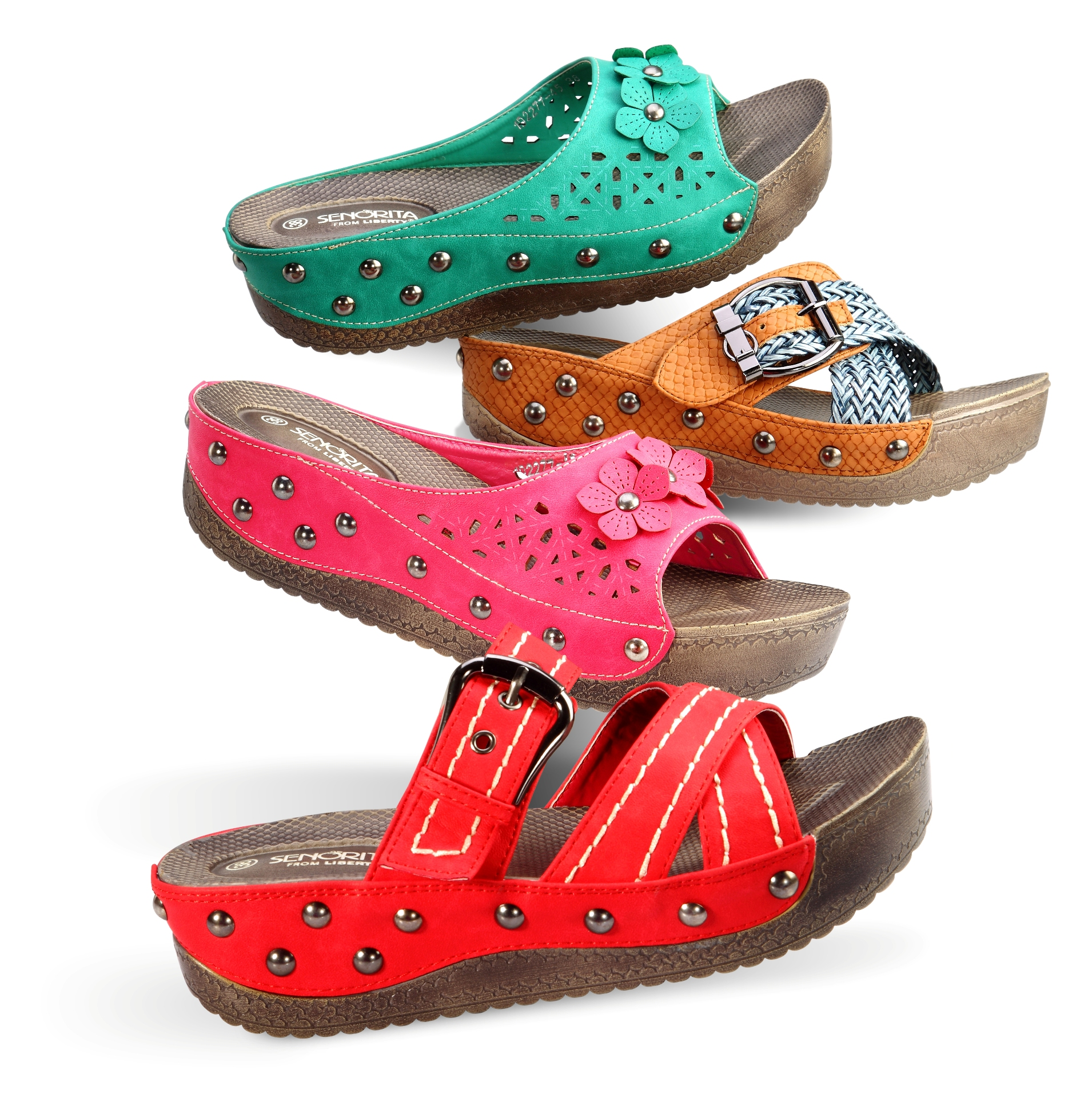 1569cad5ee5 Fashionistas Find New Senorita Clogs from Liberty House ~The New ...