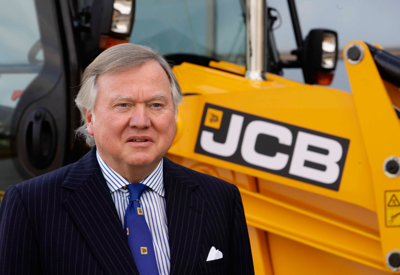 JCB 'expensive' manufacturing plant in Jaipur to start by